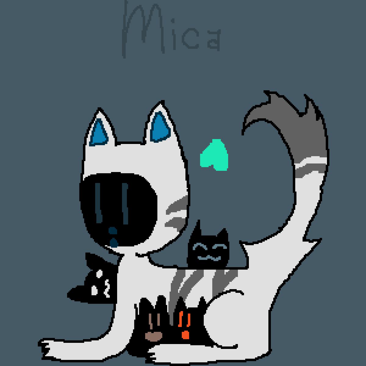 Mica my End Doggo