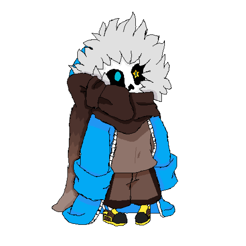 inky sans by krama-dont-care