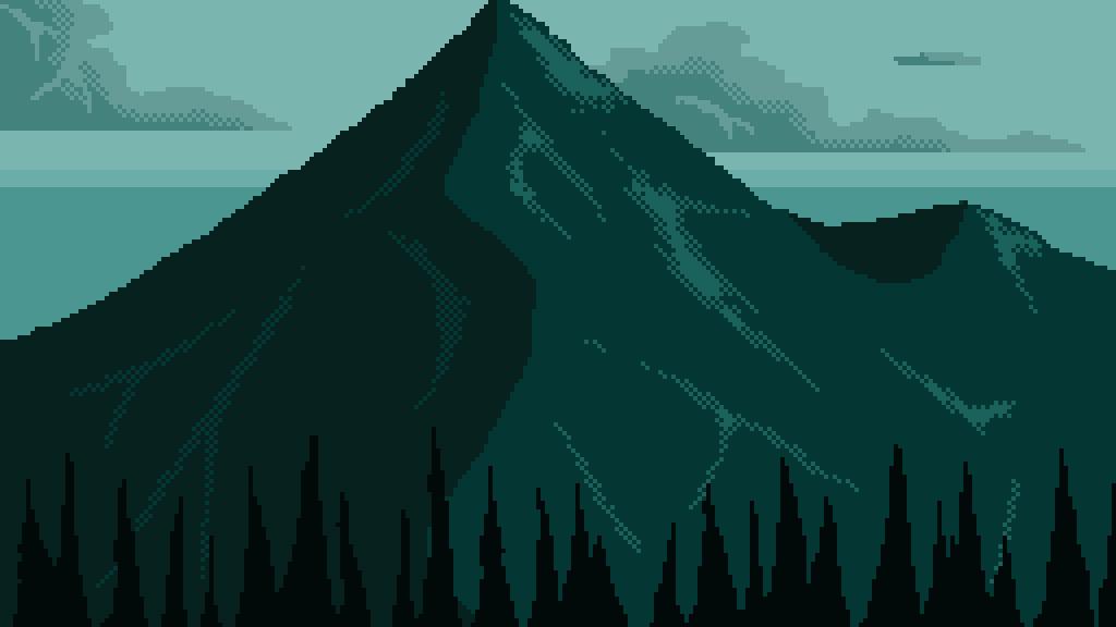 Mountain by Penturos