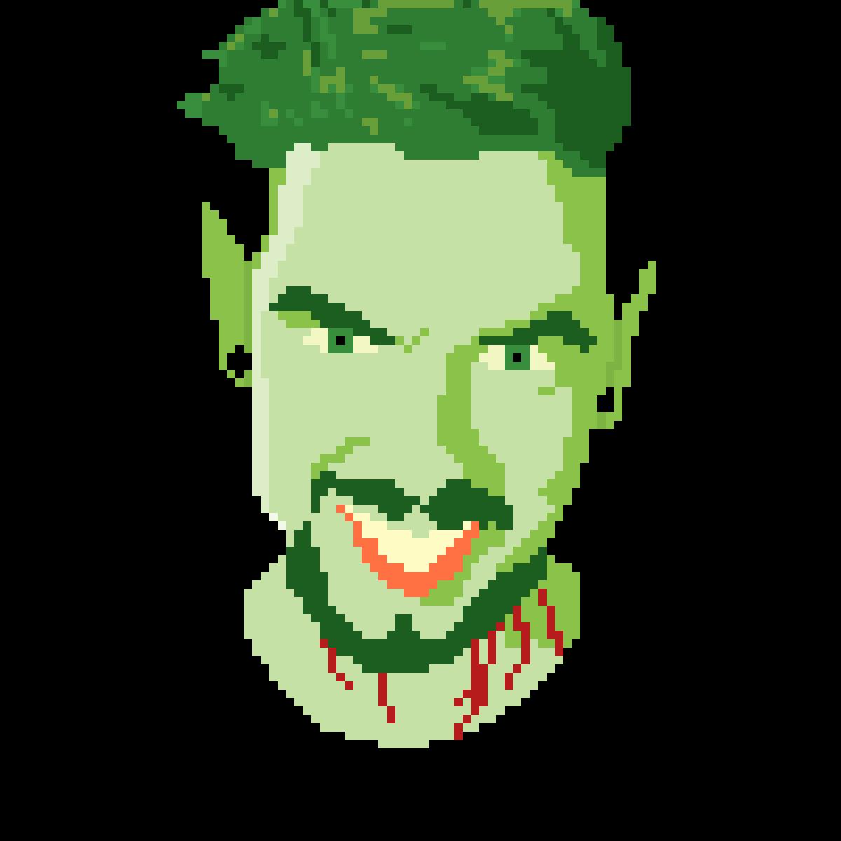 Pixel Antisepticeye