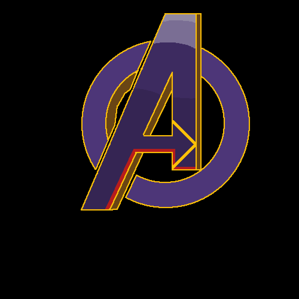 The Avengers Endgame Logo (WIP) by LinusSmellz