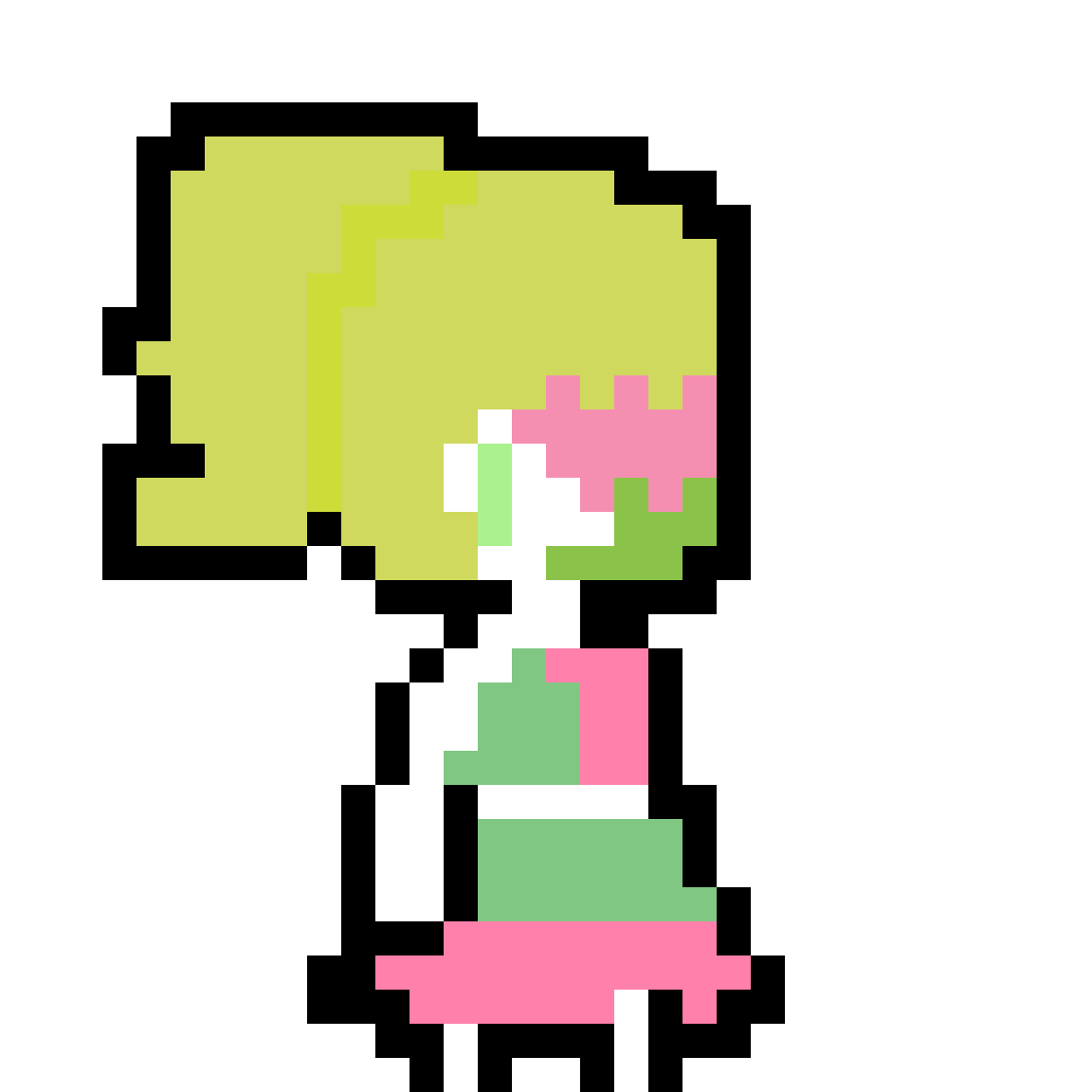 plush girl 2 by plush-girl