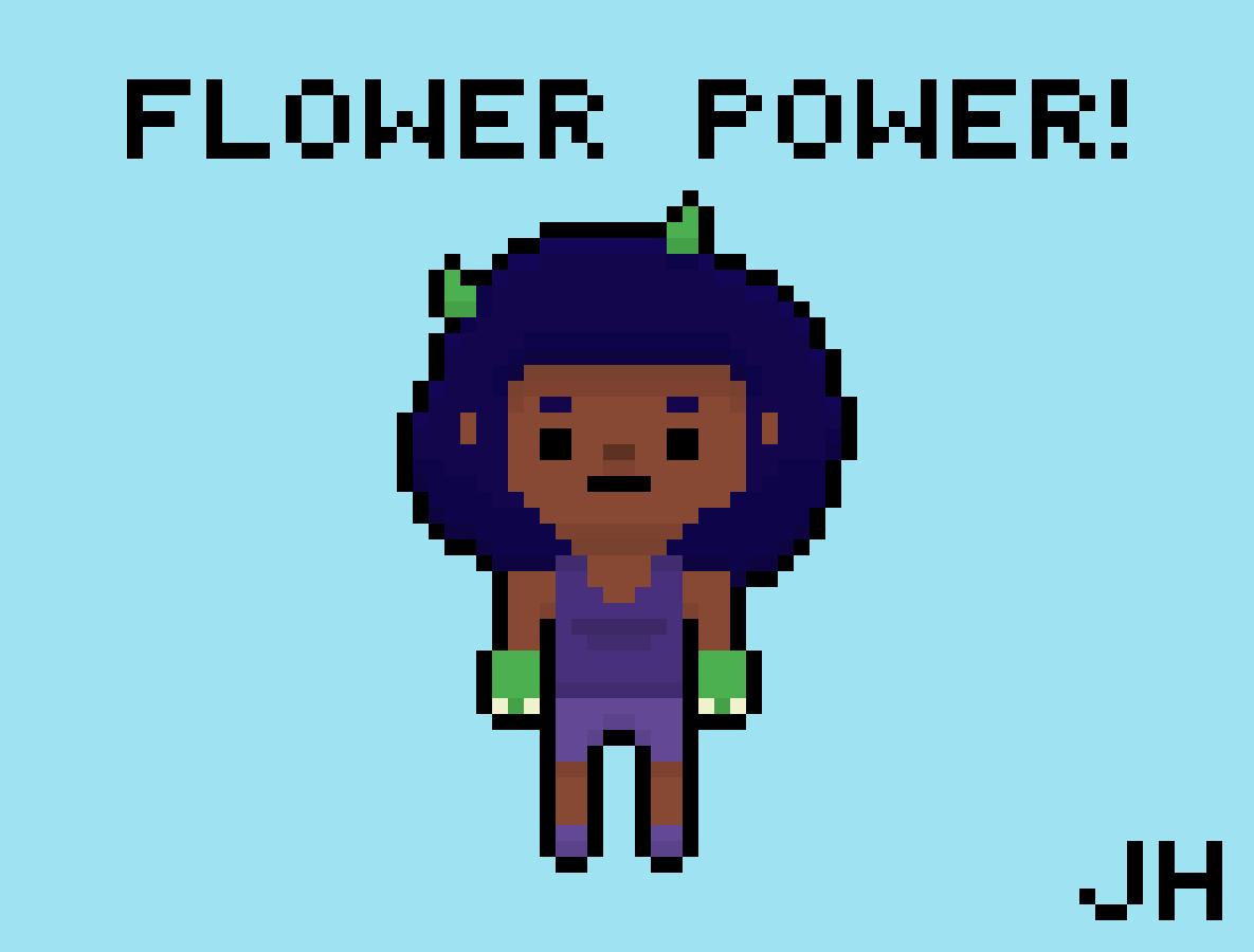 Flower Power by Totoro34