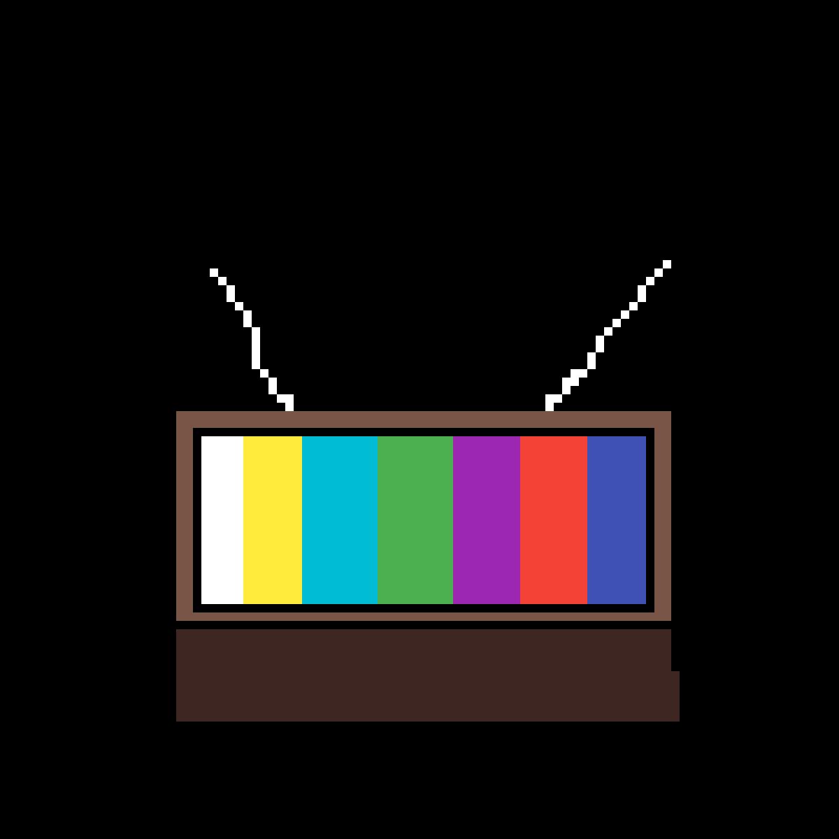 Bunny Ears TV by Blackcreeper