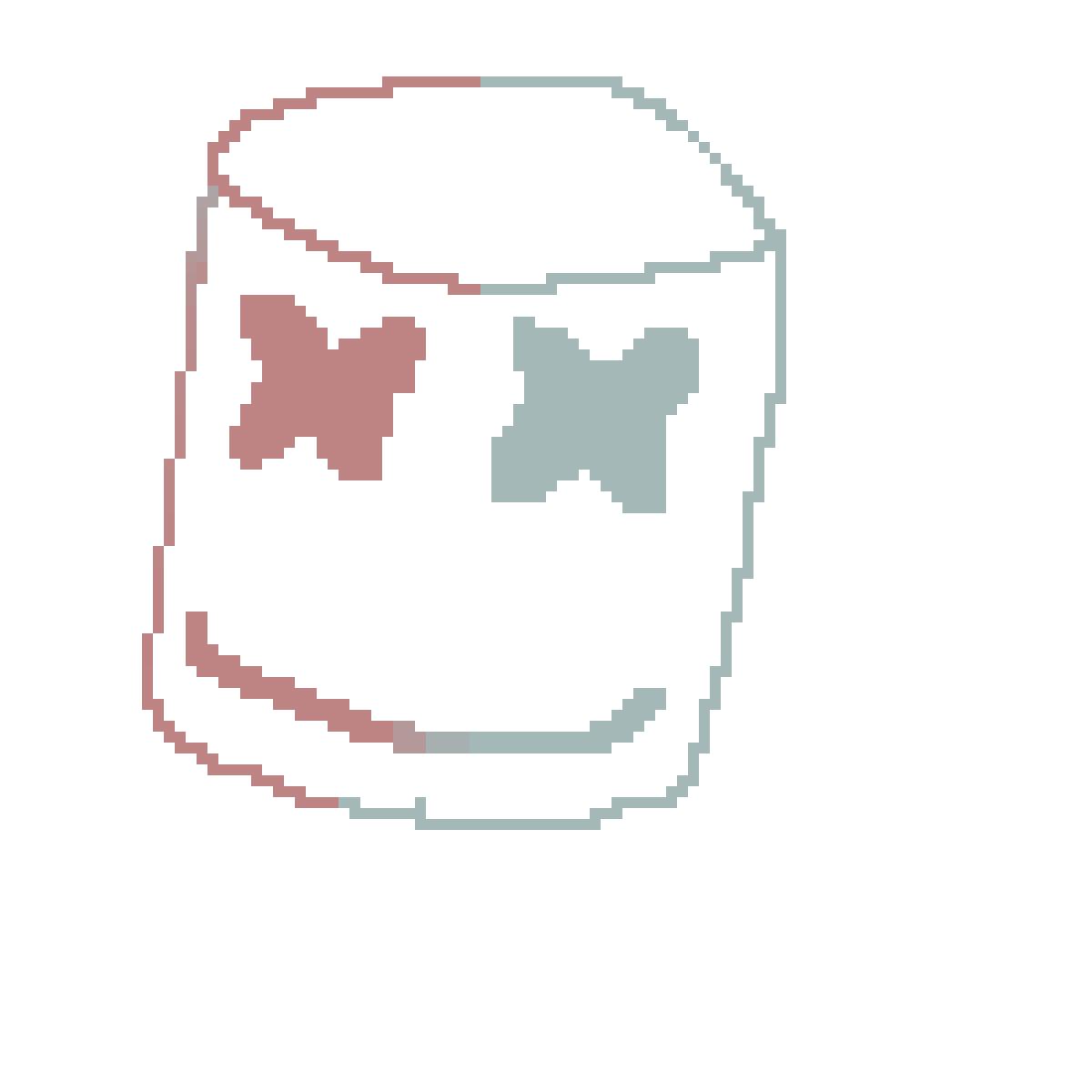 Marshmello by 5ak47