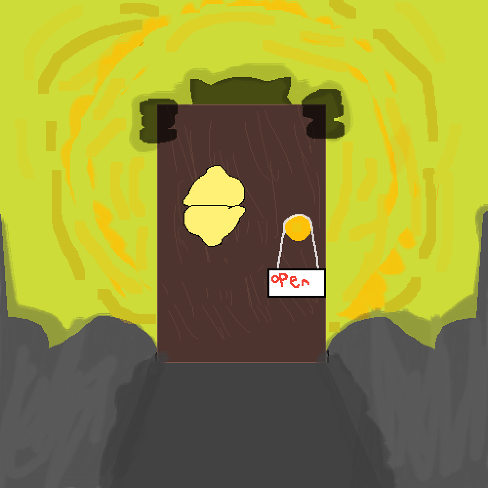 main-image-#challenge Door to ...?  by CatBrosTV
