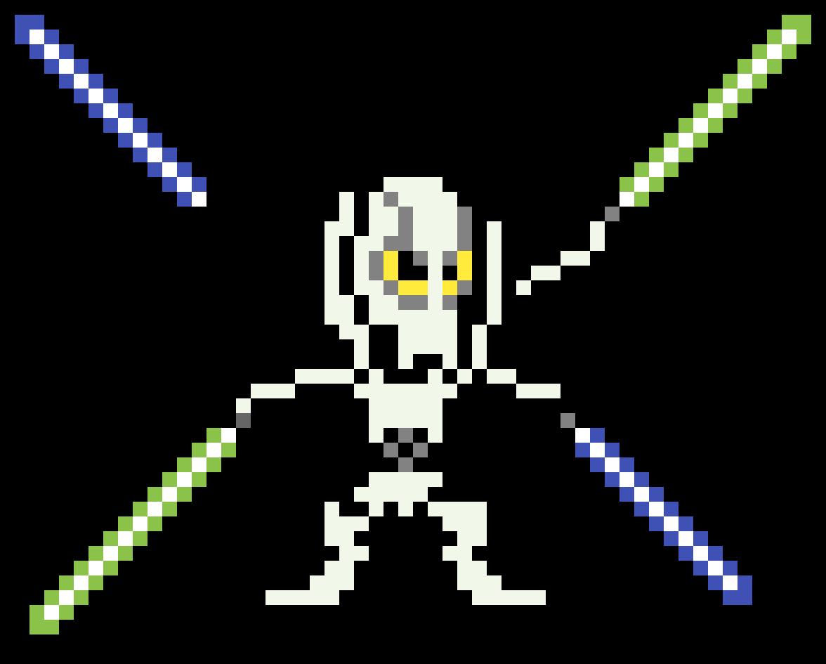 General Gervios by Obsidian-Gaming