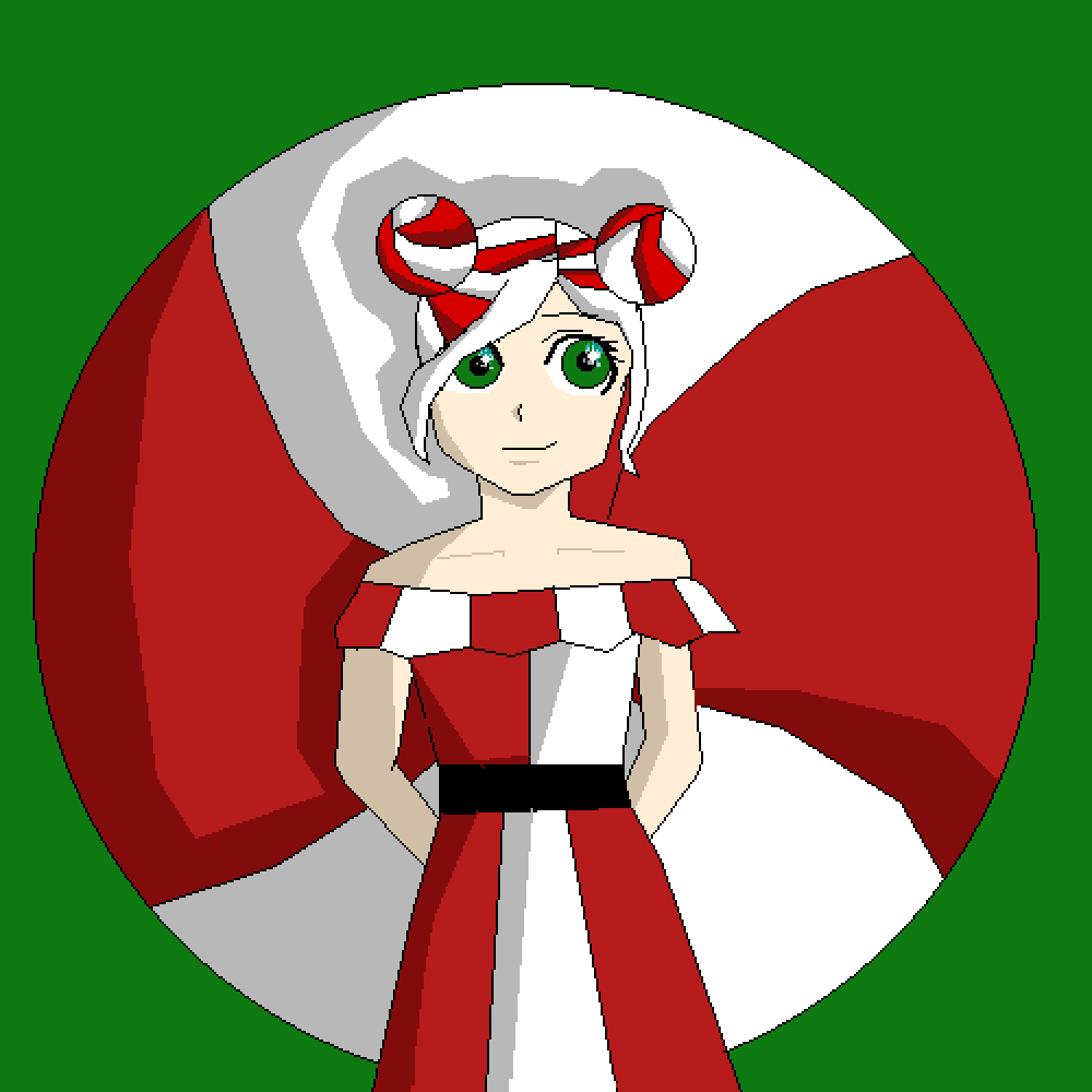 Peppermint Person