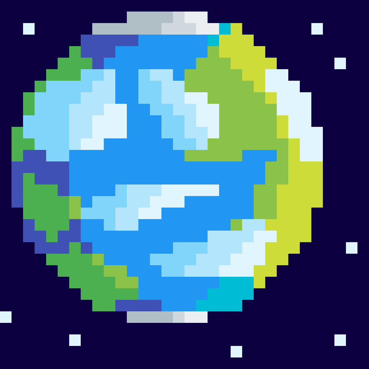 Small Earth by Cynical-Pixel