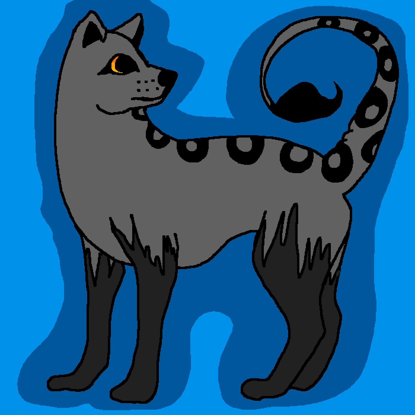 Cat by thurstycamel