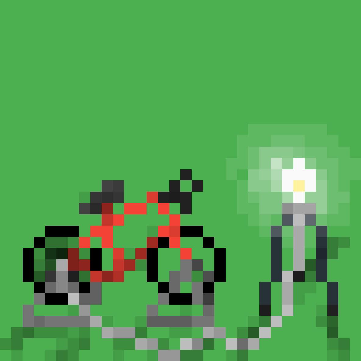 Bike by Derpy-Croc