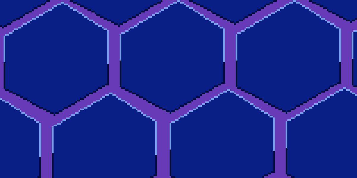 Tiled Hexagon Backdrop by Pixel-Lord-12