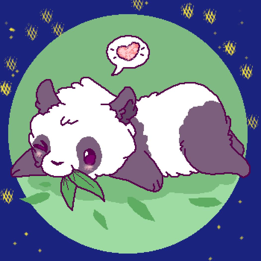 main-image-maddie the panda  by firestar