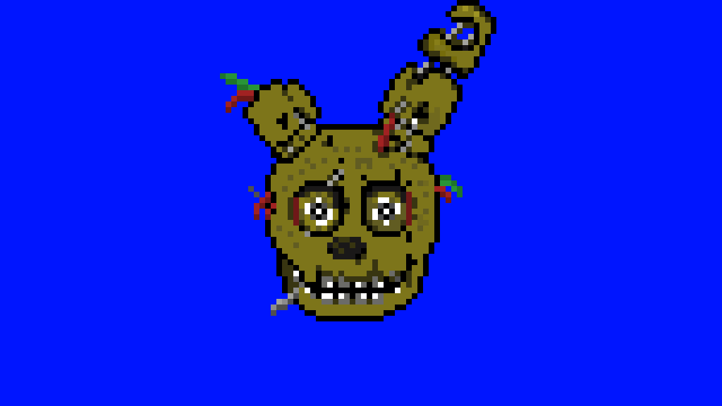 springtrap by Slend3rK1d