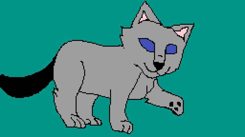 Cat by Cactusman42