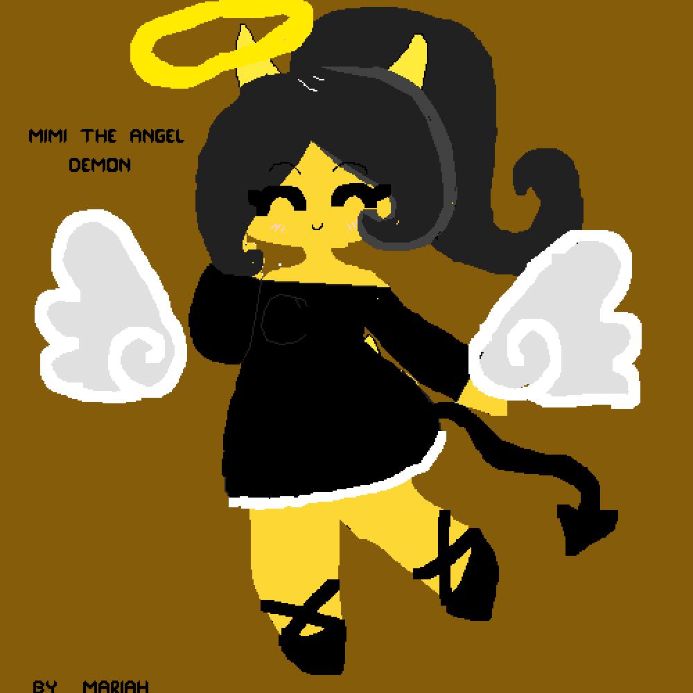 mimi the angel demon