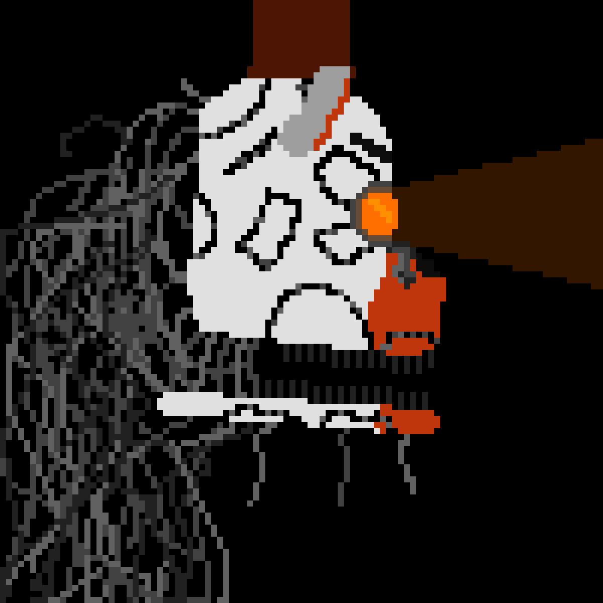 Pixilart - Molten Freddy V2 by the-comic-ghost