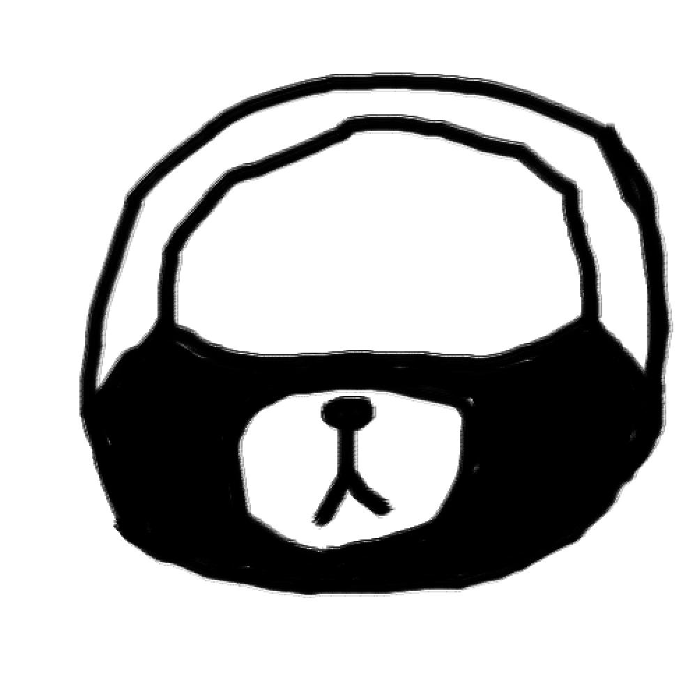 Panda mask by terraria-master