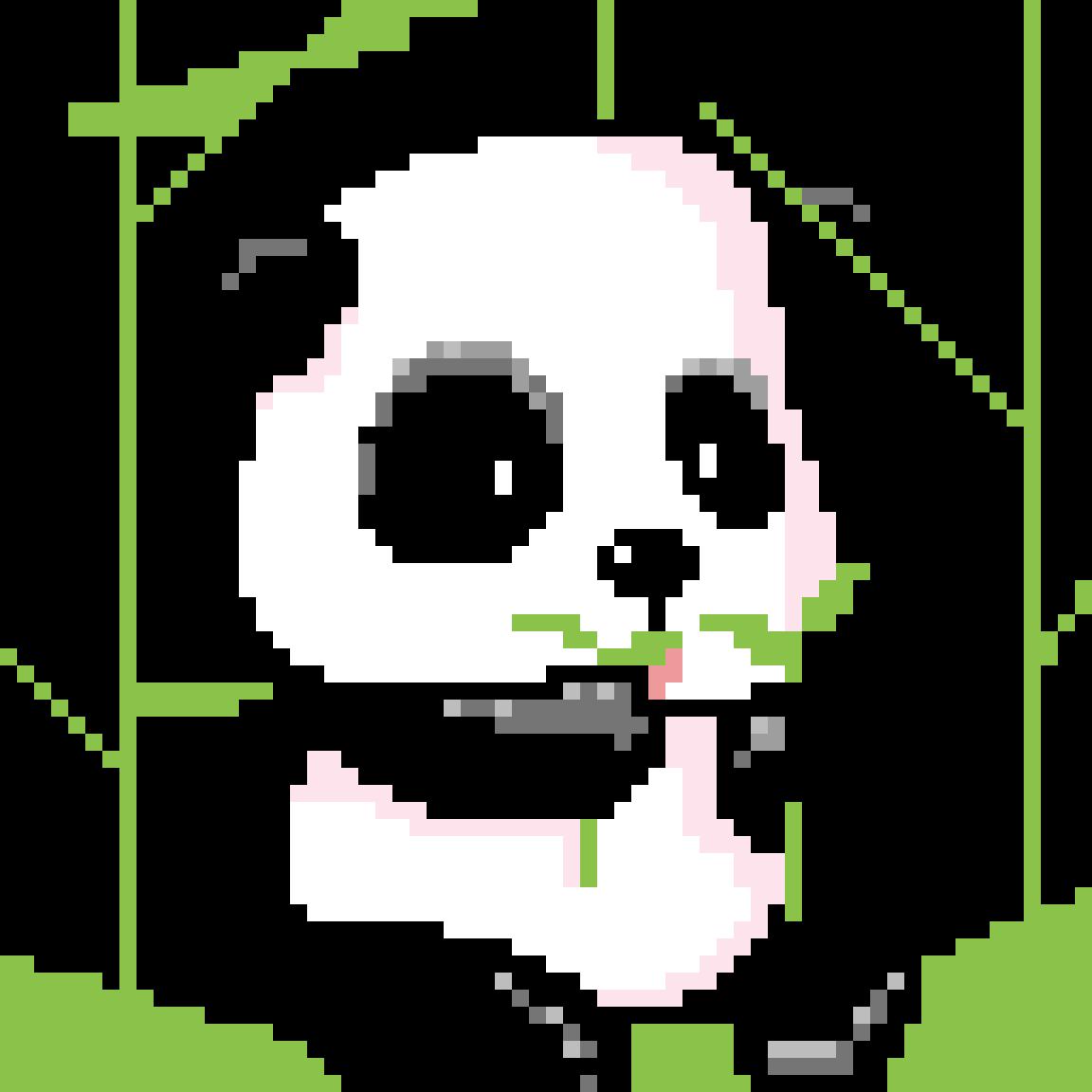 Squishy Panda by TinyTotoro