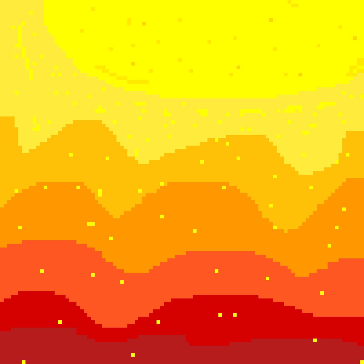 sunset by ClemLovesArt