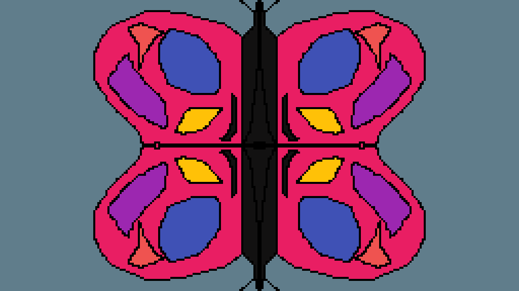 Butterfly by Mega-Reshiram
