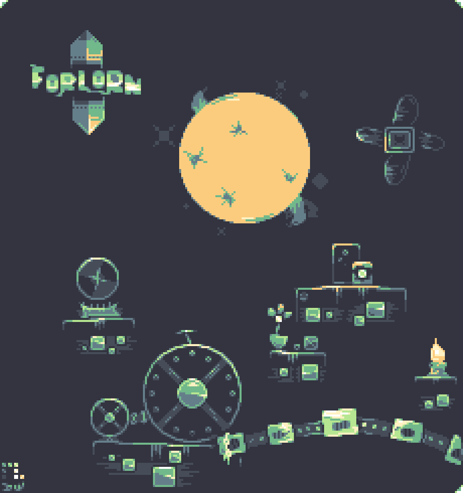 main-image-Forlorn  by DewDrop