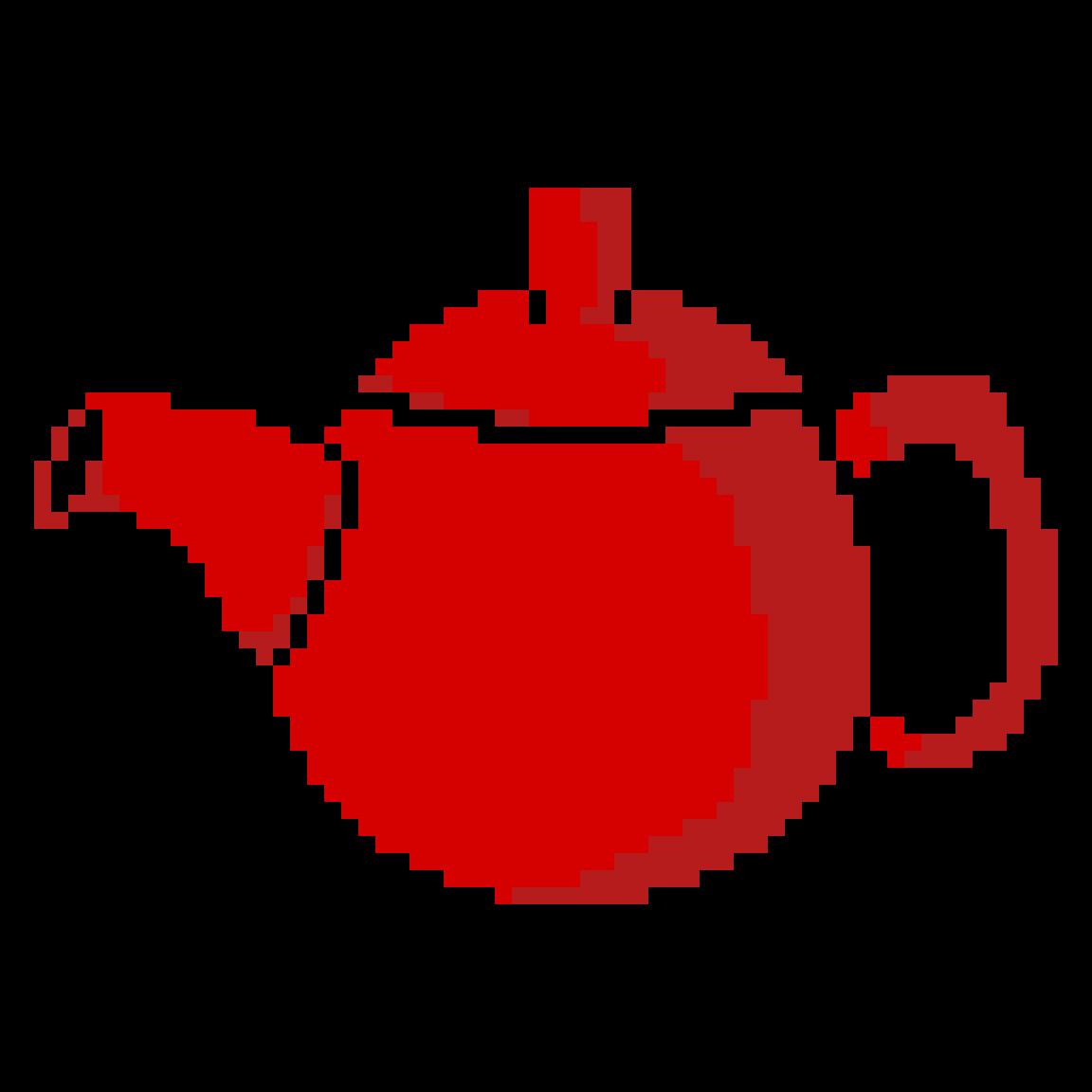 Tea pot by MonoandSnow