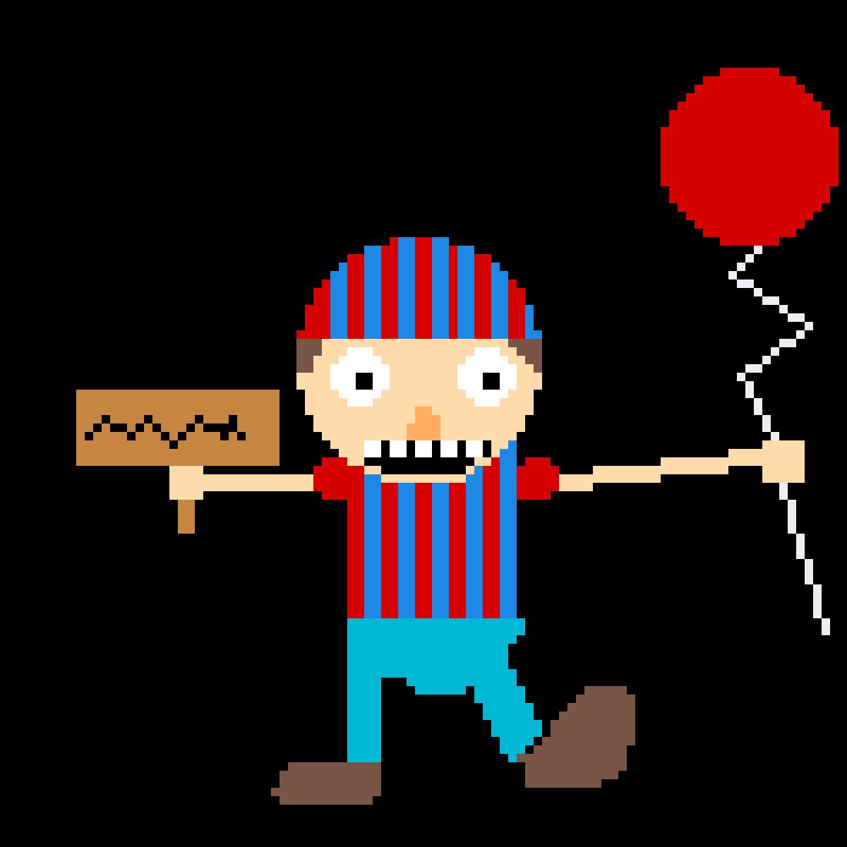 Balloon Boy by TheGamingGang
