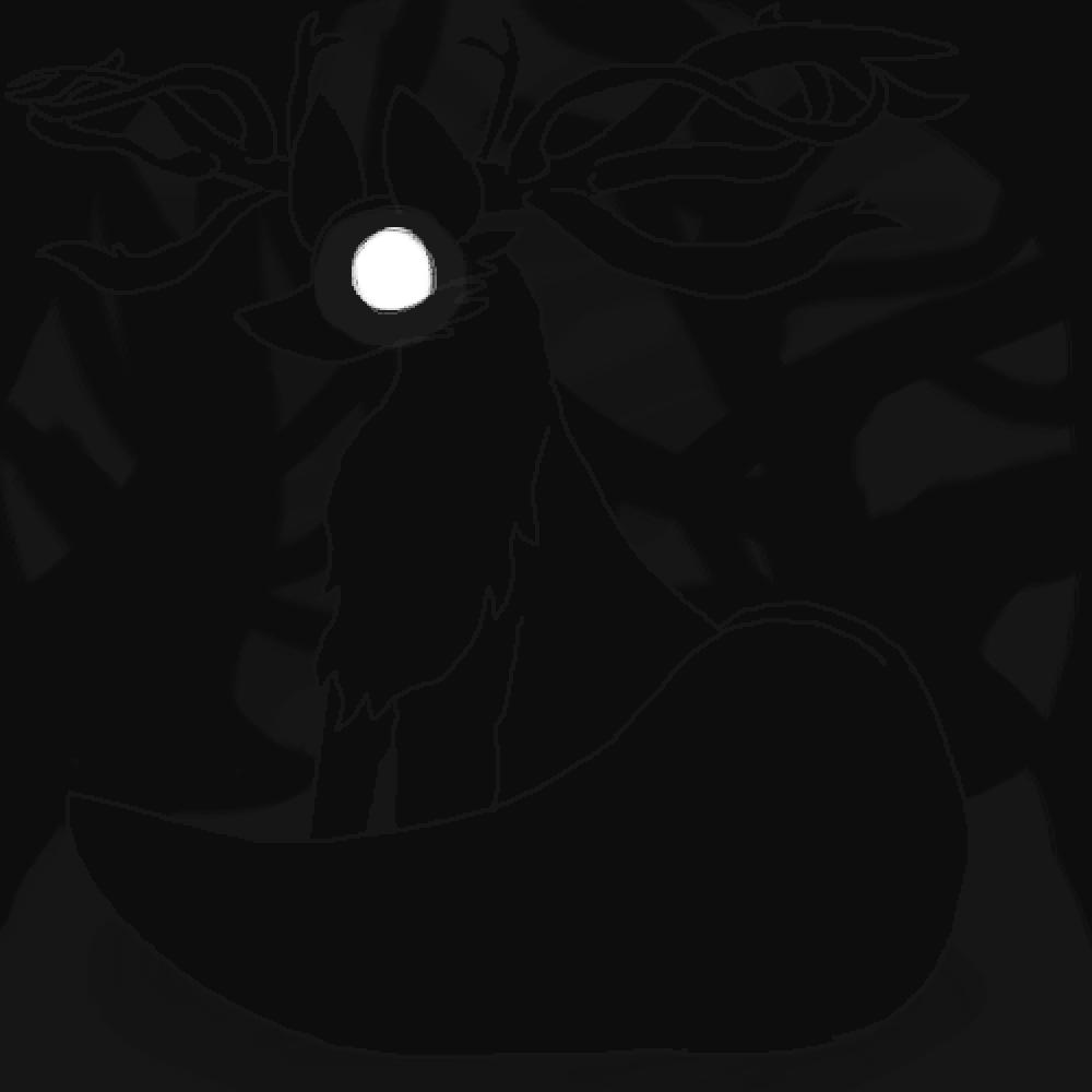 The Fox Beast Redraw (Light Version) by PalkiaReaper