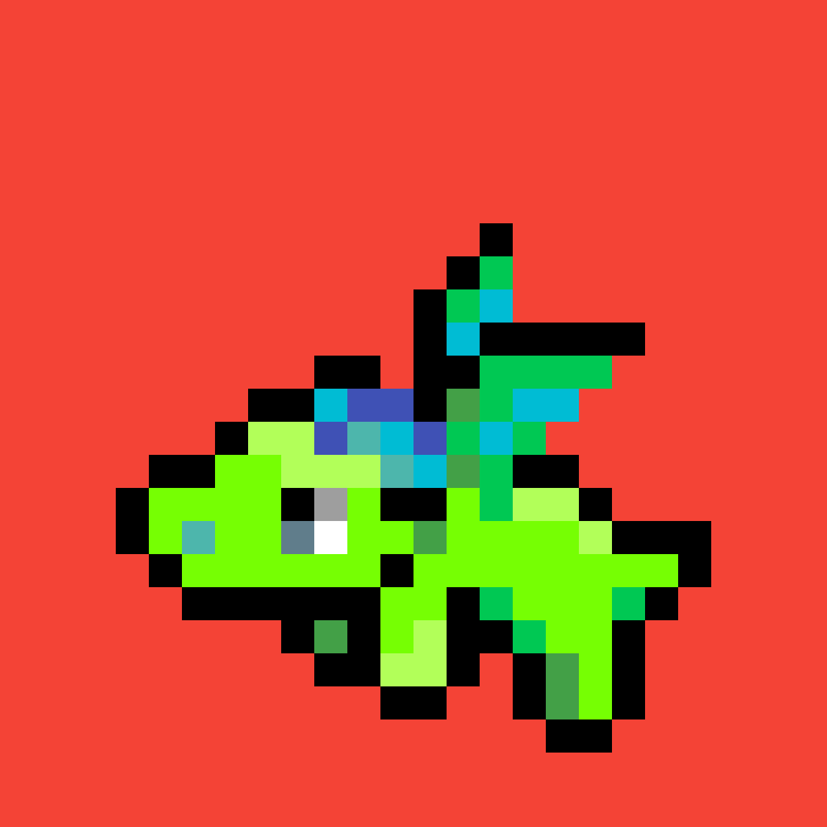 clash of clans baby dragon by riley