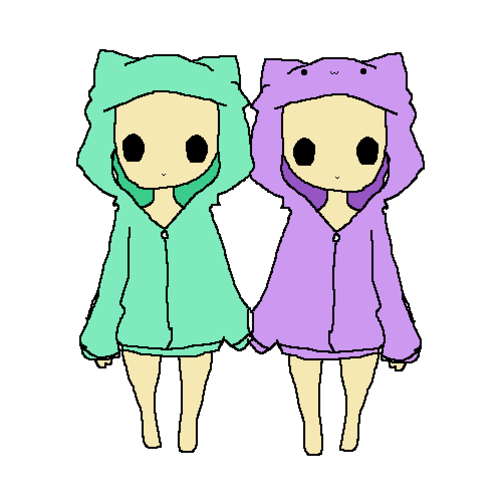 Editing Cute Couple Base Free Online Pixel Art Drawing Tool Pixilart