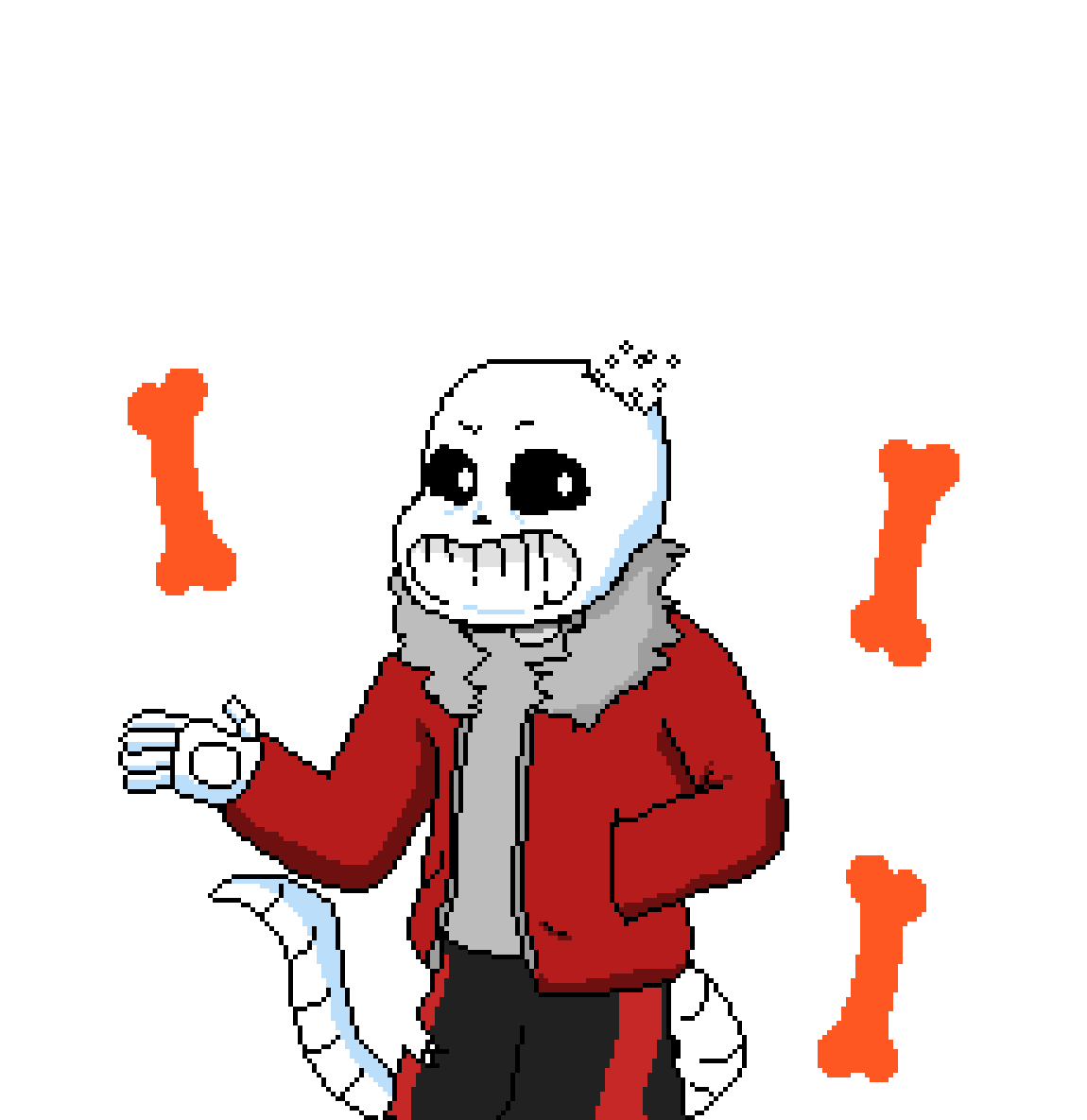 main-image-Ravage!Tale Sans  by Lucky-Clover