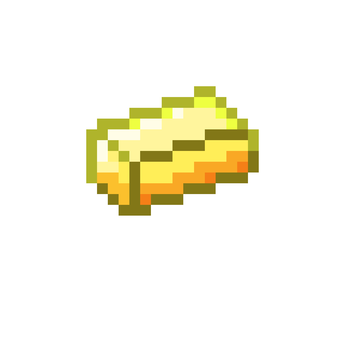Pixilart Minecraft Gold By Colorful