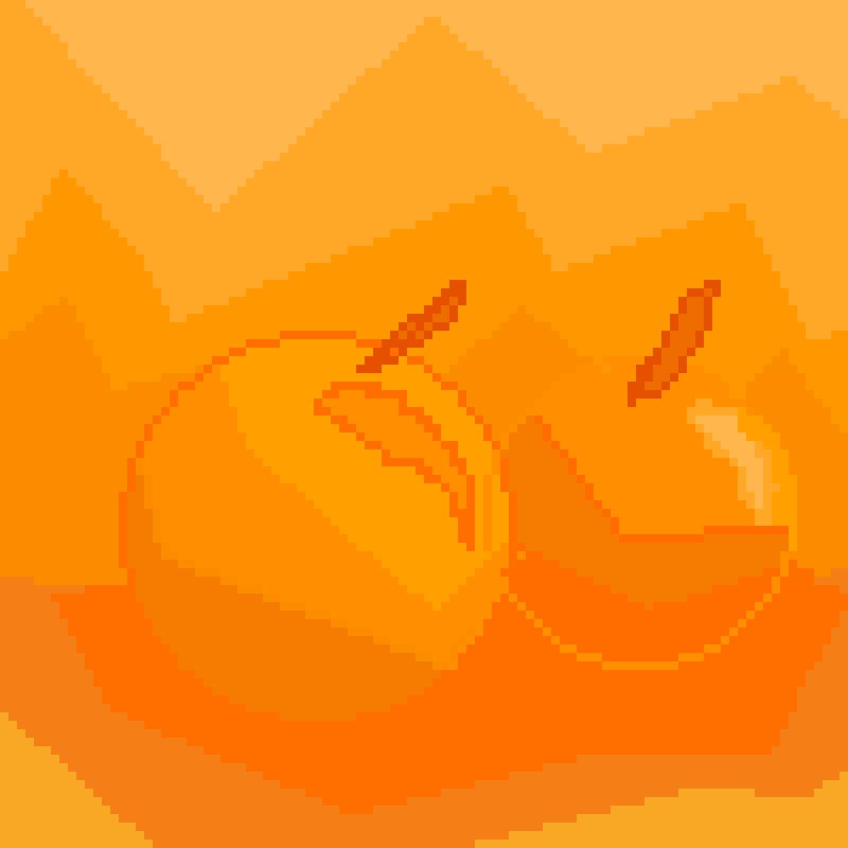 Pixilart Palette Project Orange Georgian Peaches By