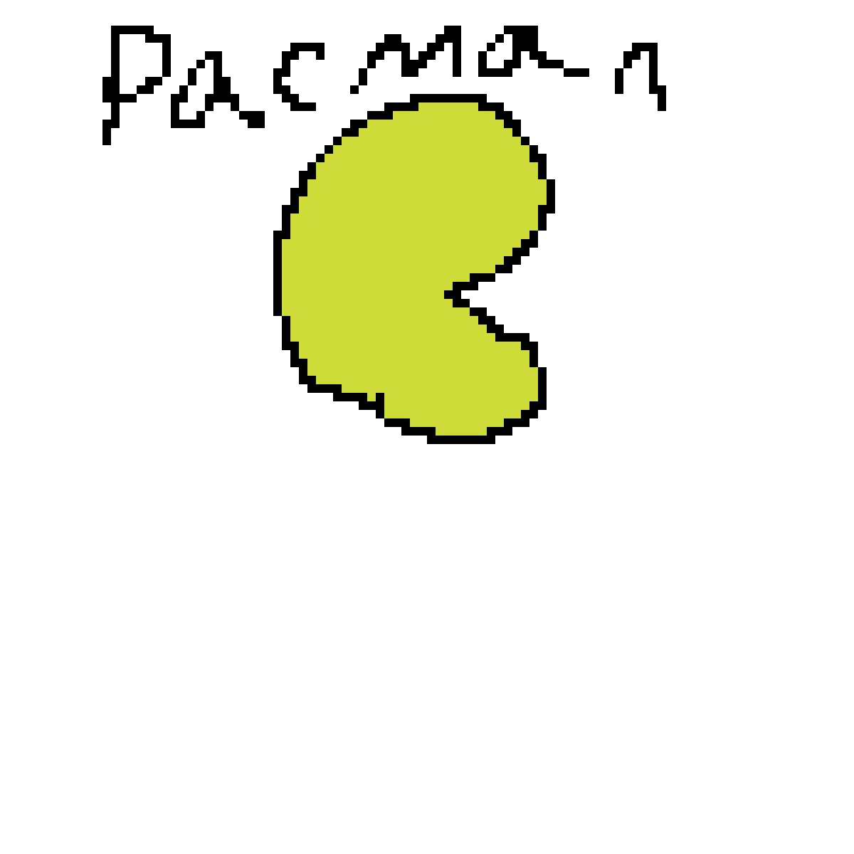 PacMan by AmesomezGamerz2