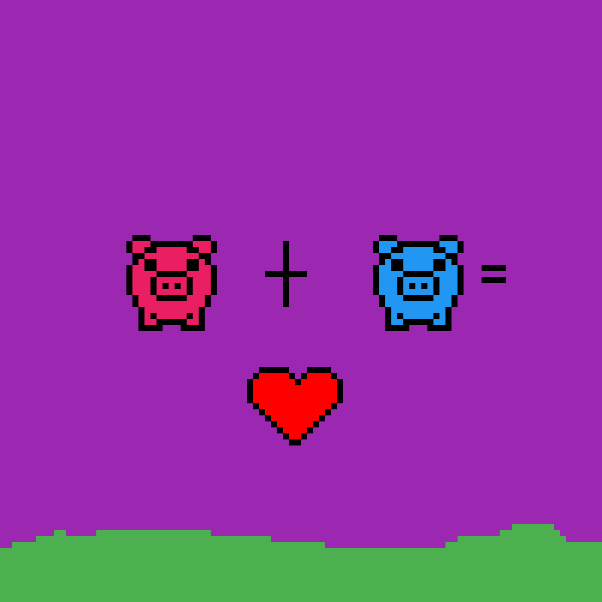 pig love by Lauro
