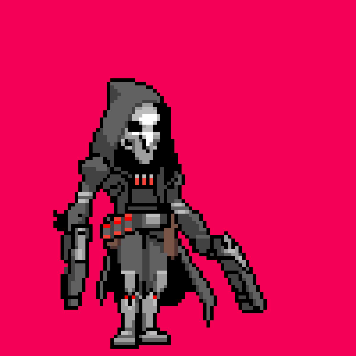 Reaper by TheTrueCandy