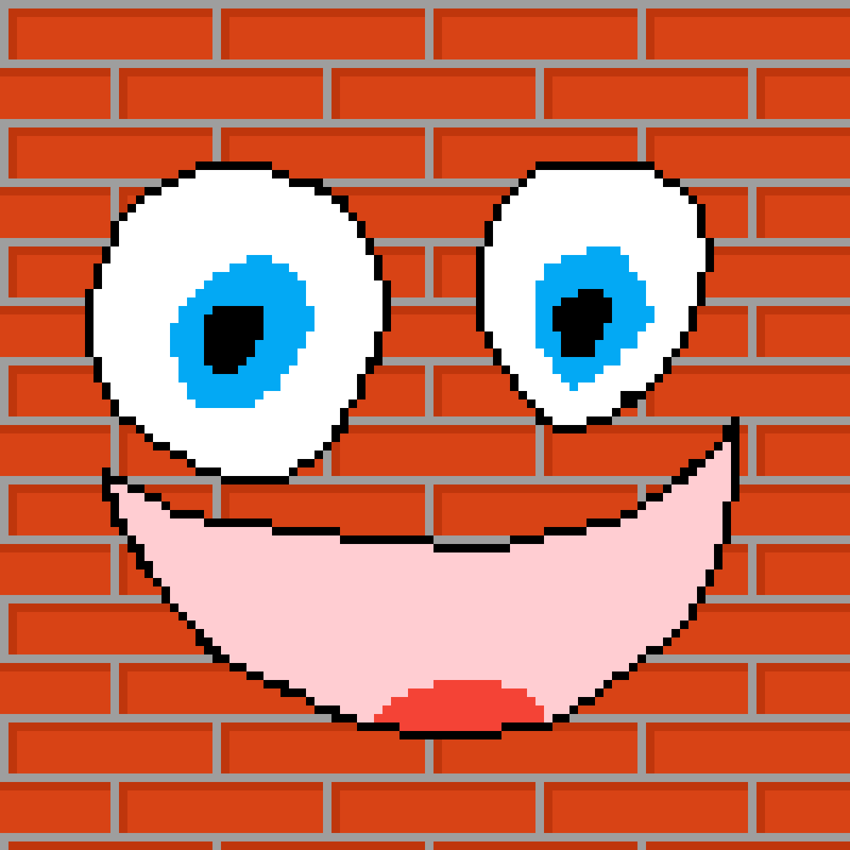 A wall by LizardmyWizard