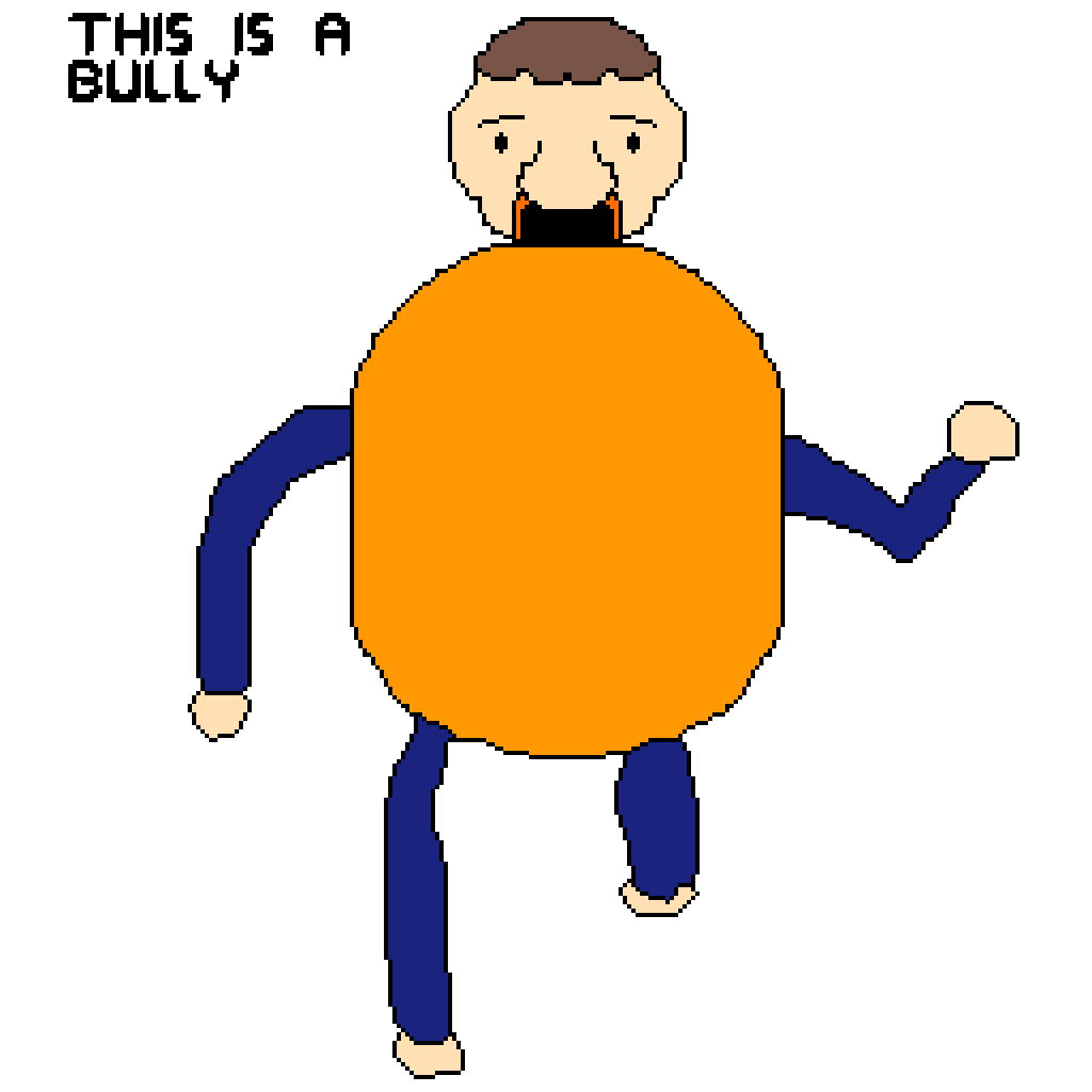 Baldi Characters Bully Pixilart It S A Bully Baldi S Basics By Frostbula20 pixilart it s a bully baldi s basics