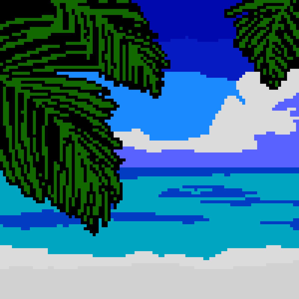 Ocean View W.I.P by PixelDab
