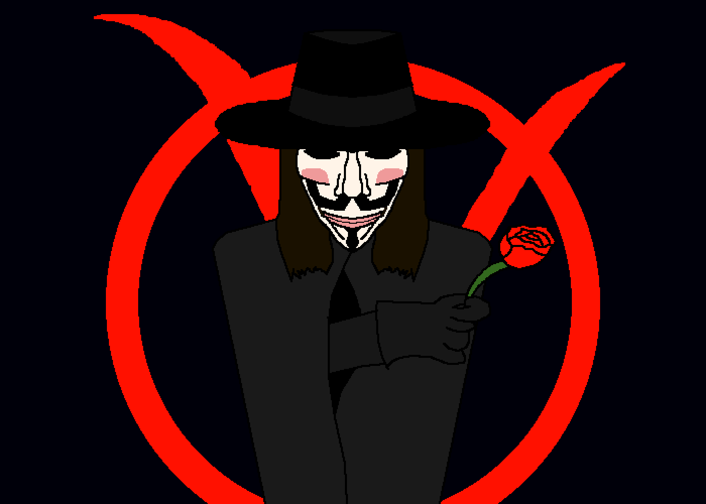 V for Vendetta by Gaming04
