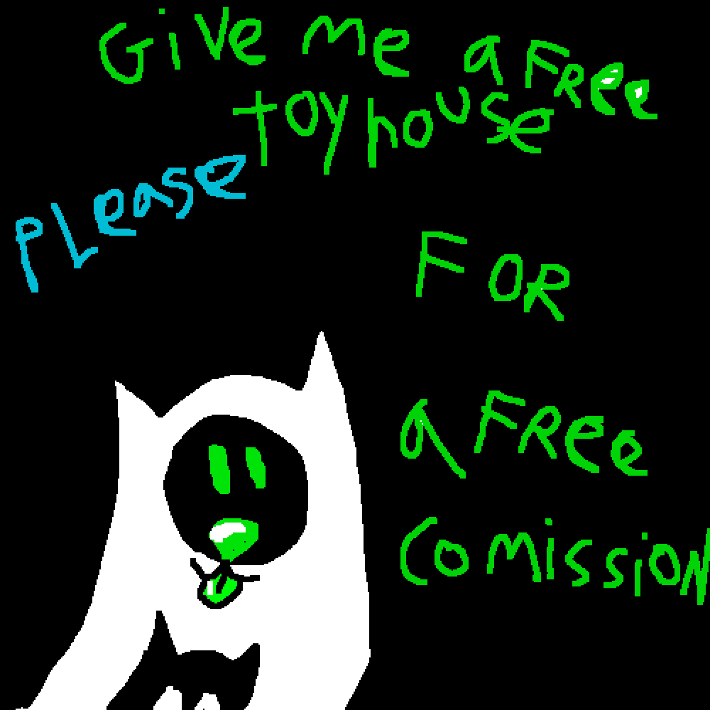anyone have a free toyhouse code? by GhostTheDog