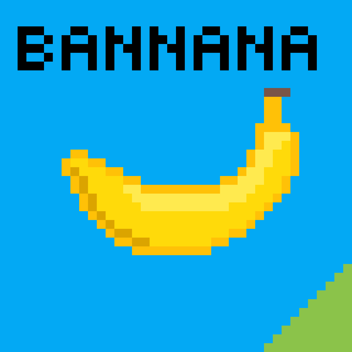 bannana  by LittlePixil