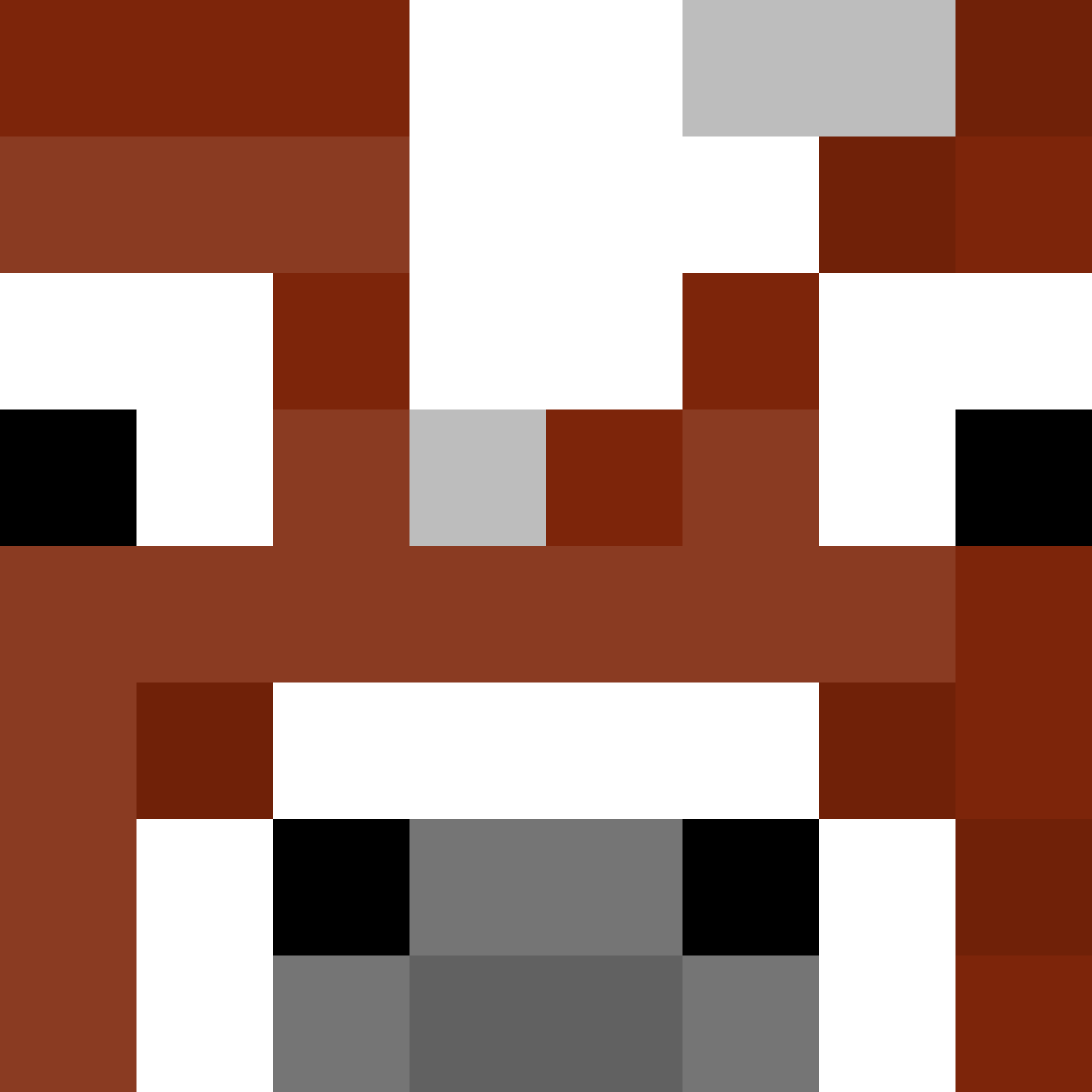 Minecraft Cow by AngelitoO5