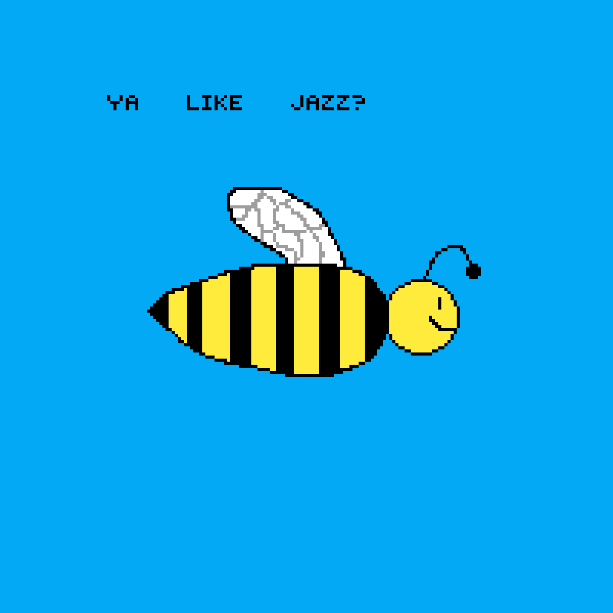 Bee  by Pixel1842