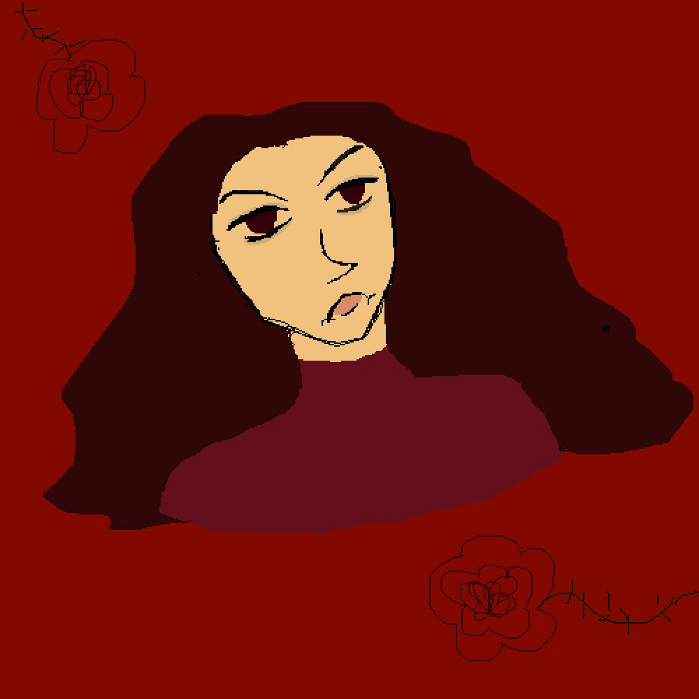 Rose Personne by myriethewarrior