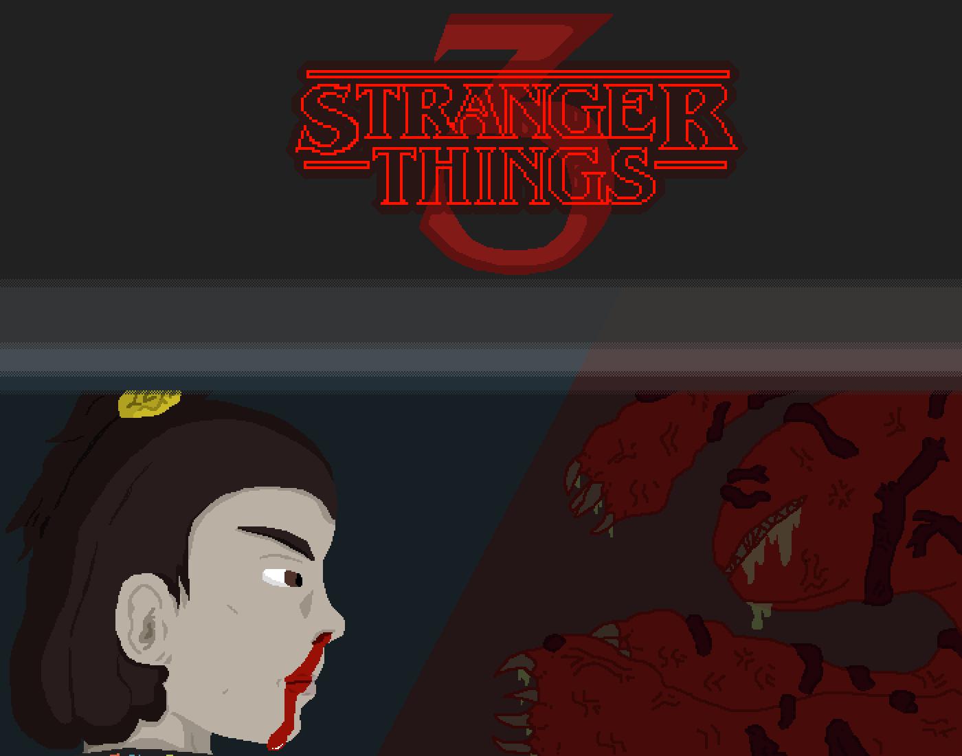 Stranger Things Season 3 Is Here!!!! by Immediate54