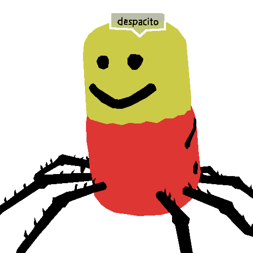 Roblox Despacito Spider by Artemis