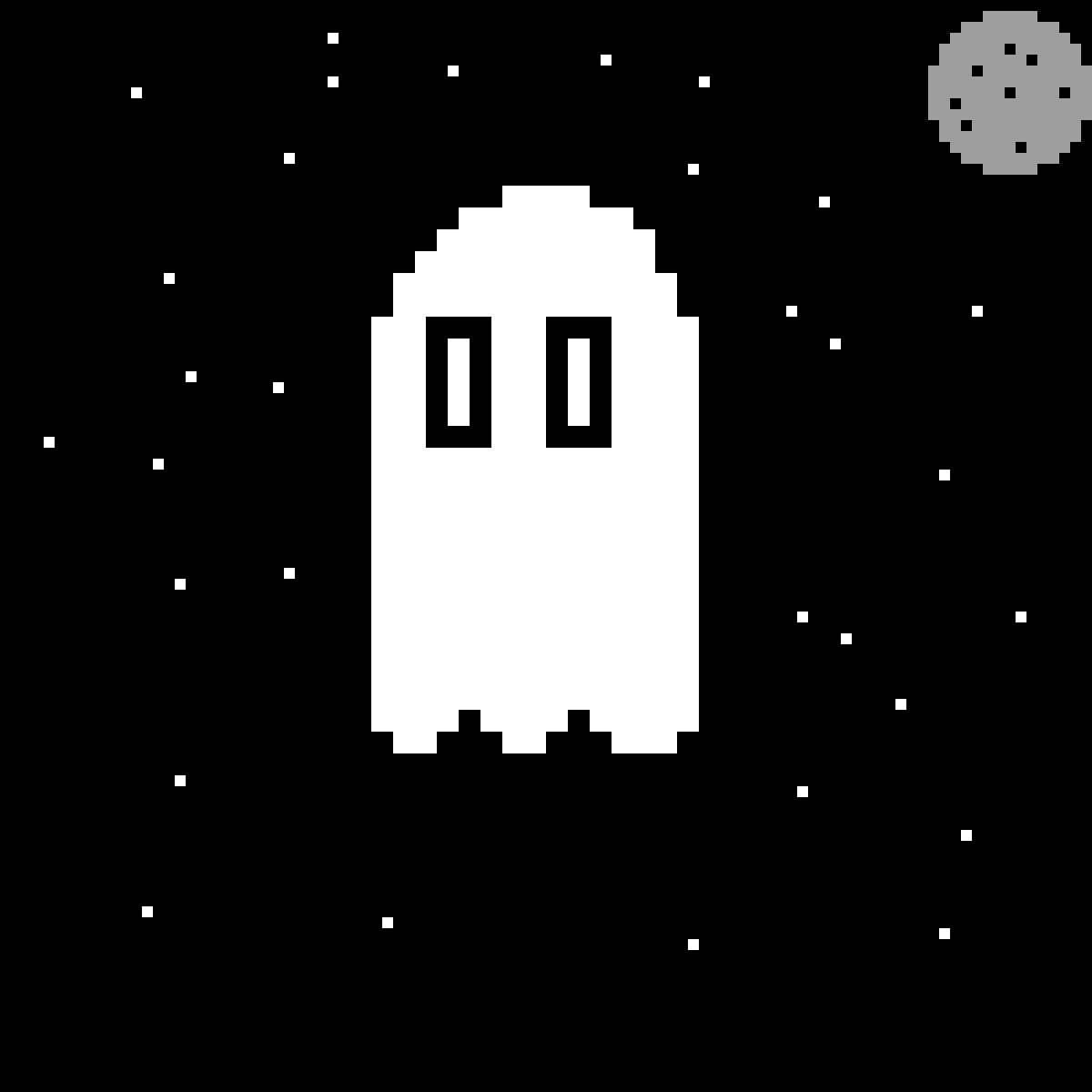Napstablook in Space