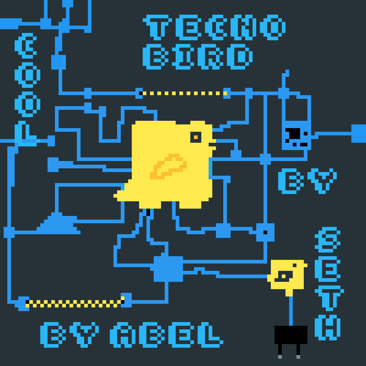 tecno bird by 001ac